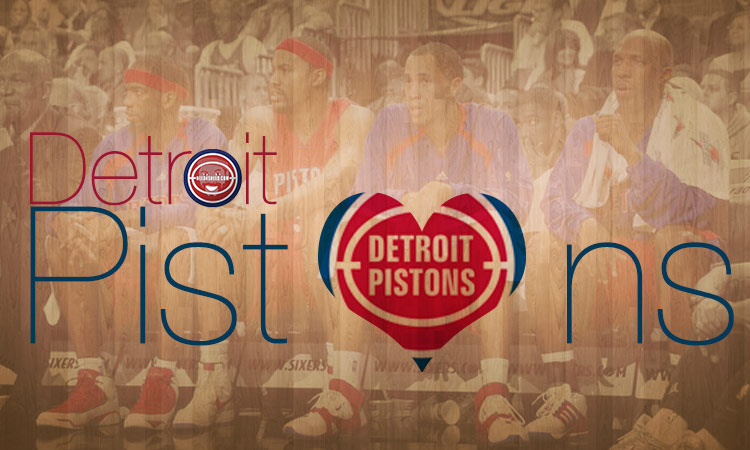 Detroit Pistons are Back?
